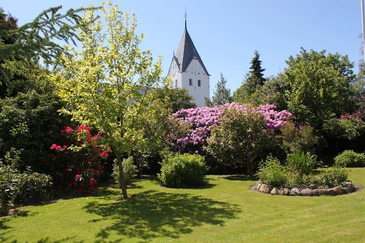 Ferielejlighed i Arrild nær Arrild Ferieby. - Toftlund