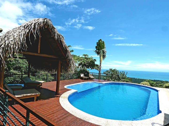 Private Resort Style Retreat AMAZING Pacific Views