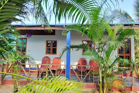 Peace Garden Beach Resort - Family Cabins