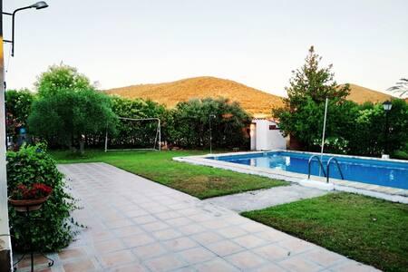 Casa Rural ideal para unas vacaciones en familia.