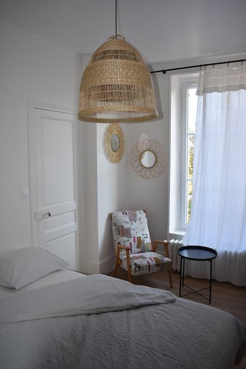 studio aux abords de la Loire