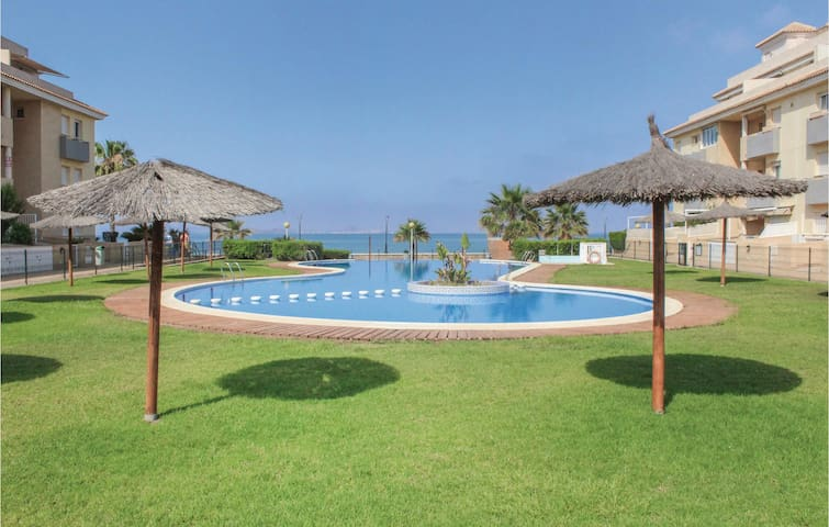 Holiday apartment with 2 bedrooms on 75m² in San Javier