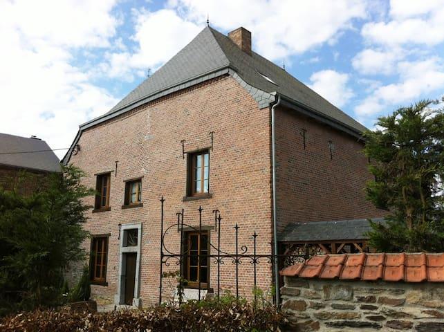Le Chateau de Rienne - Gedinne - วิลล่า