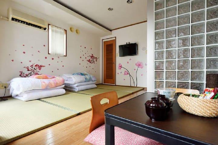 Dotonbori Stay Japanese Style Near Shinsekai