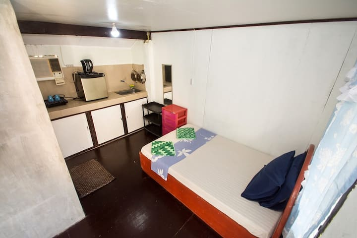Affordable Apartment at the Center of Boracay
