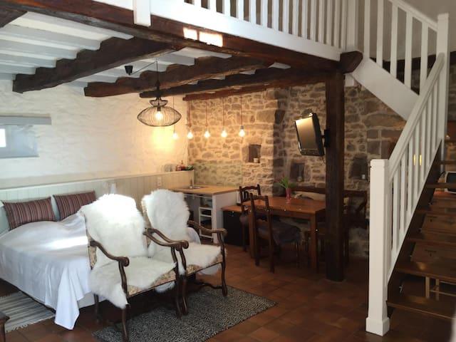 Gite pour 6 pers au calme dans un Manoir - Fréhel - Butikový hotel