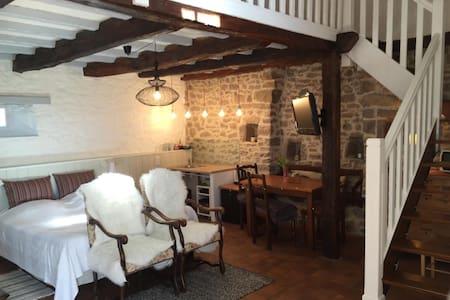 Gite pour 6 pers au calme dans un Manoir - Fréhel - Boutique-hotell