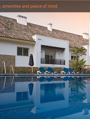 Stunning 2 Bedroom townhouse La Cala Golf Resort