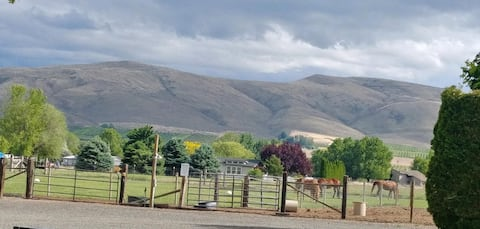 2 RM Country home w/View & Option to Board Horses