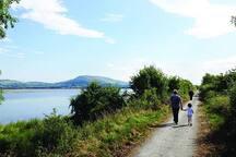 Inch Lake Wildlife Reserve (4.8 mile walk)