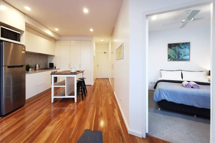 1BR Apt close to Allianz Stadium & Centennial Park