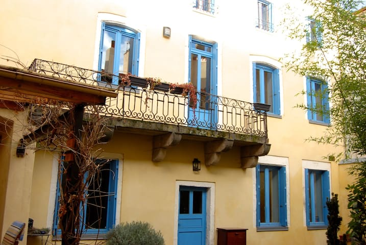 Le Patio, furnished accommodation 4*