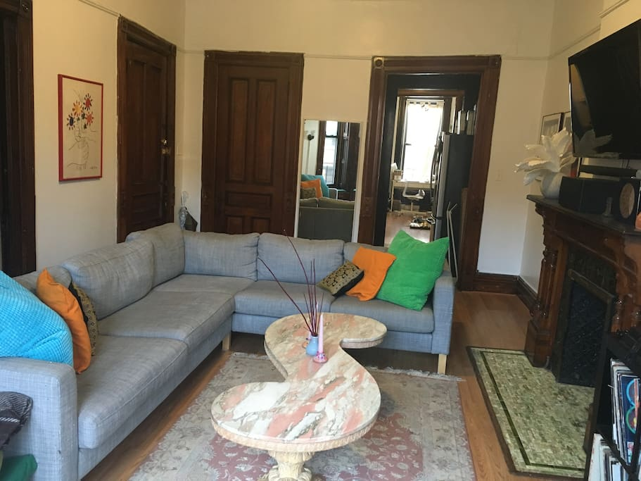 Other view of living room