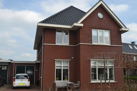 280m2 family house with garden close to Amsterdam - Assendelft