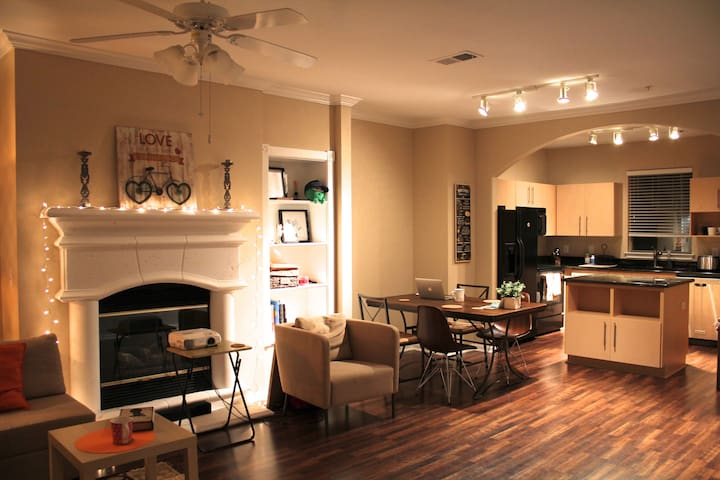 Modern, Cozy, Quiet, and Spacious in NW Austin. - Austin