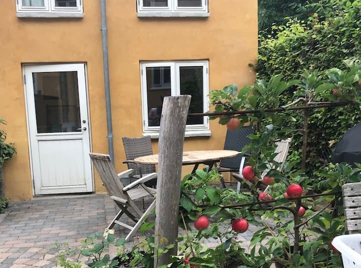 Hyggeligt gæstehus på Frederiksbjerg