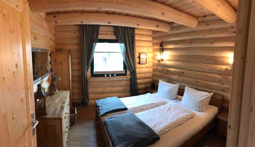 Schlafzimmer gen Norden