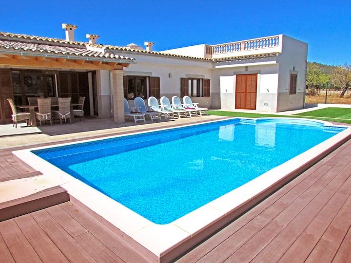 Villa Borneta -  Villa with Pool in Binissalem
