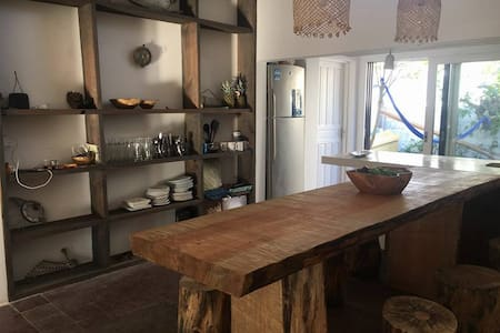 Habitación compartida en hermosa casa / La Barra - El Tesoro - Σπίτι