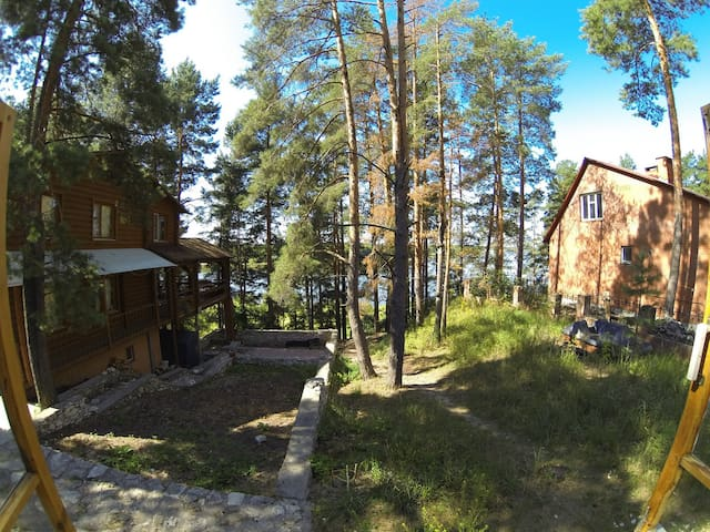 House on forest camping - Kasimov - House