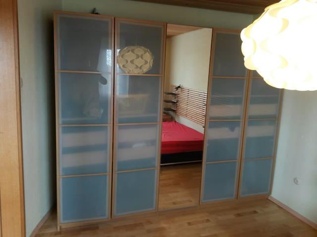 möblierte Zimmer 22m² 2,5 km Bosch