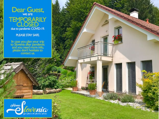 HomeSlovenia - your Home in the Heart of Slovenia