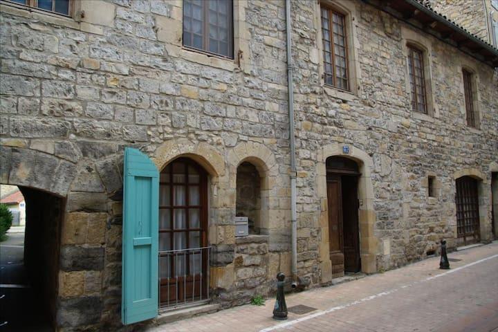 Studio cuisine terrasse RDC - Millau - Wohnung