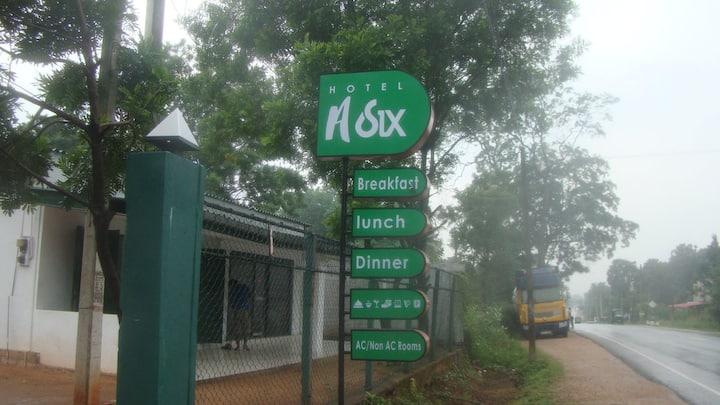 A Six Hotel Trincomalee