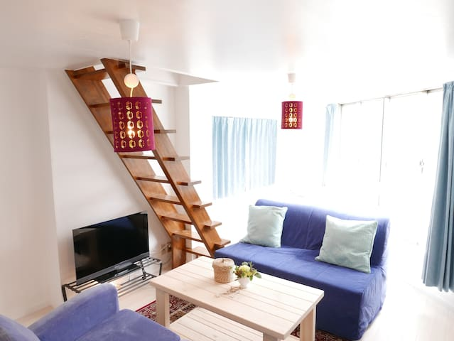 NEW OPEN 30% OFF! 7min walk Cozy Apt@Central Tokyo - Kōtō-ku - Appartement