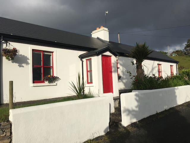 The Old Cottage in Ardmore, Westport.