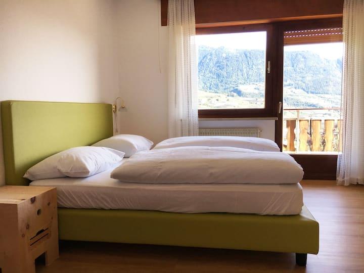 Einfach wohnen in Dorf Tirol