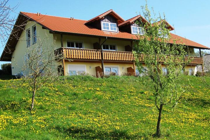 Beautiful apartment in Lower Bavaria on a holiday farm in a quiet location