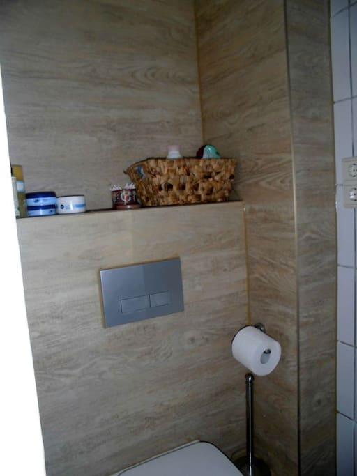 dein eigenes, kleines Duschbad