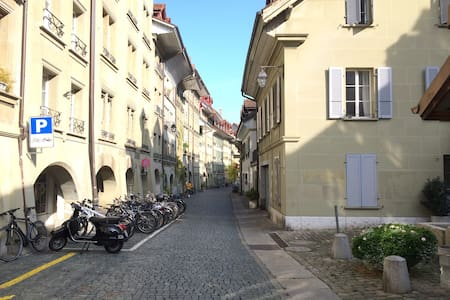 "Central Old Town Apartment - ""Zytglogge"" - Bern"