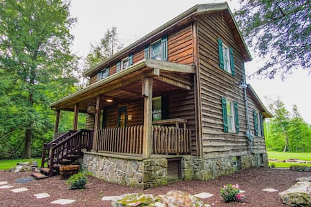 Whispering Pines Cabin, a hidden gem in the woods!