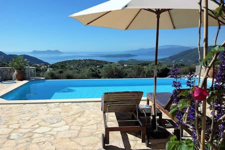 Villa Kalokeire... Between men and Gods - Lefkada - Vila