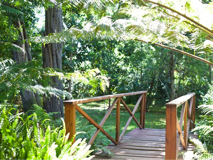 Forest Garden, Double Bed, Pool, Free Breakfast