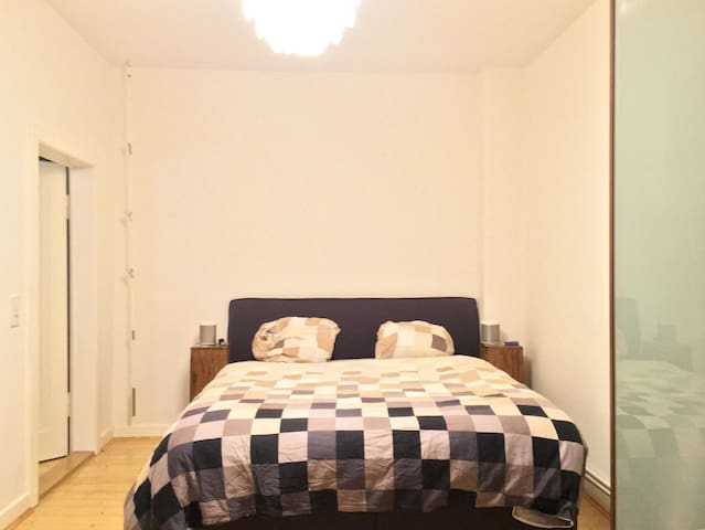 Cozy Flat just 10' to fair grounds - Hannover - Apartment
