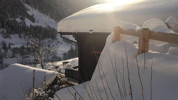 Vrijheid en Rust Lötschental (Loetschental)