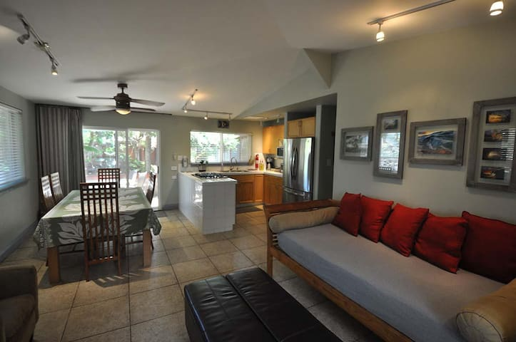 PAPAYA 3: 3bdrm/1ba at Tiki Moon Villas