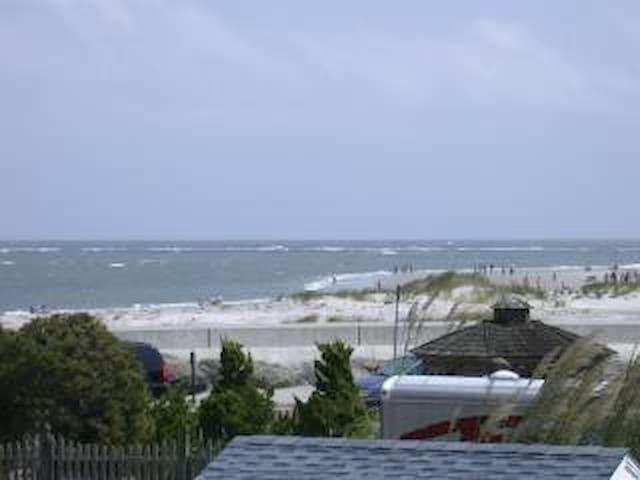 Paradise at the shore