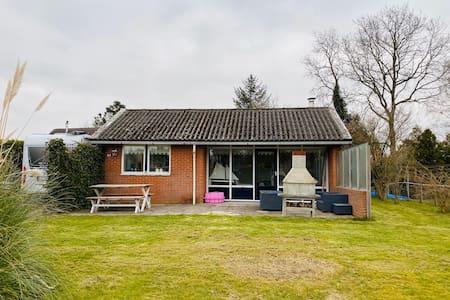 Vakantiehuis Robbenoort 18 in Nat. park Lauwersoog