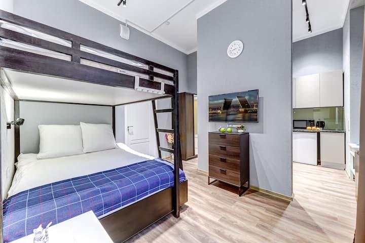 Apart-Hotel Victoria Bolshaya Morskaya 3-5 room 4