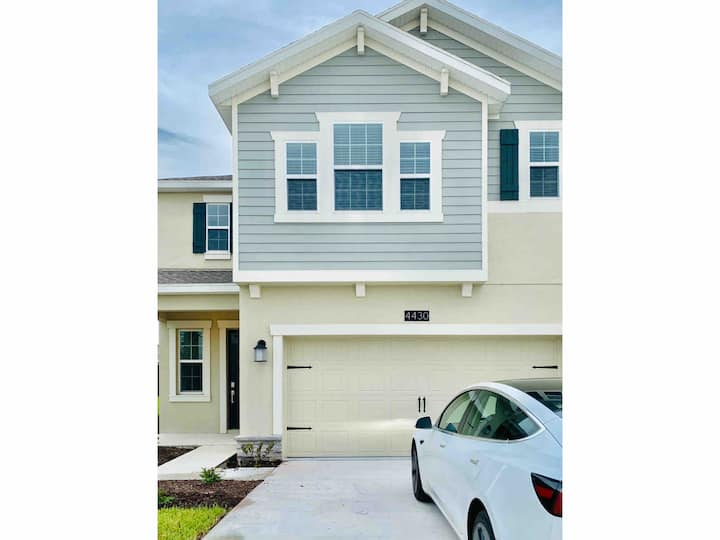 Enjoy Central FL with Ease BRANDNEW 4BR House/Pool