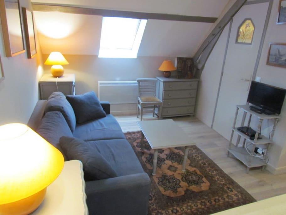 deauville et trouville 5 minutes appartements louer touques normandie france. Black Bedroom Furniture Sets. Home Design Ideas