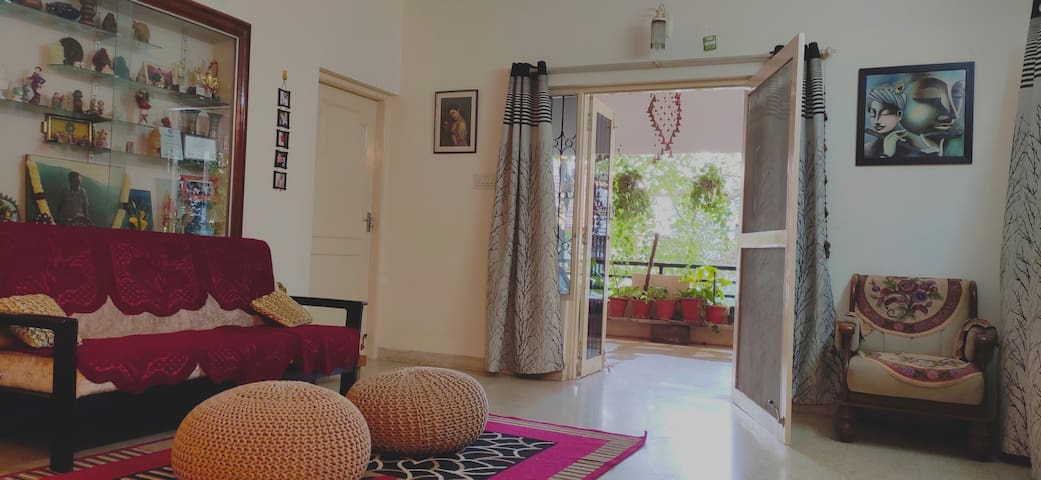 Tranquil & Upscale Home in Koramangala