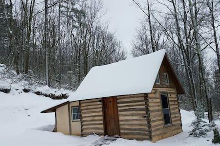 Log cabin on the Appalachian Trail - Harpers Ferry - Mökki