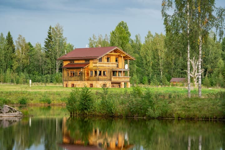 Taurupe Eco Lakehouse