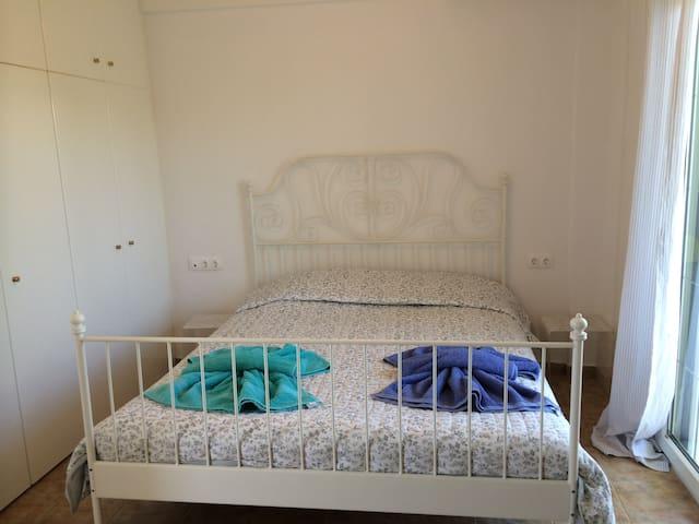 Seafront Apartments Vatopediou#2 - Paralia Vatopediou - Apartamento