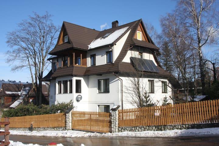 Villa GRYF Pokój z własną łazienką - Zakopane - Dom